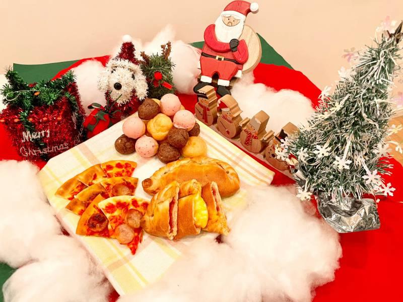 ジャストン松阪駅前クリスマス朝食2020