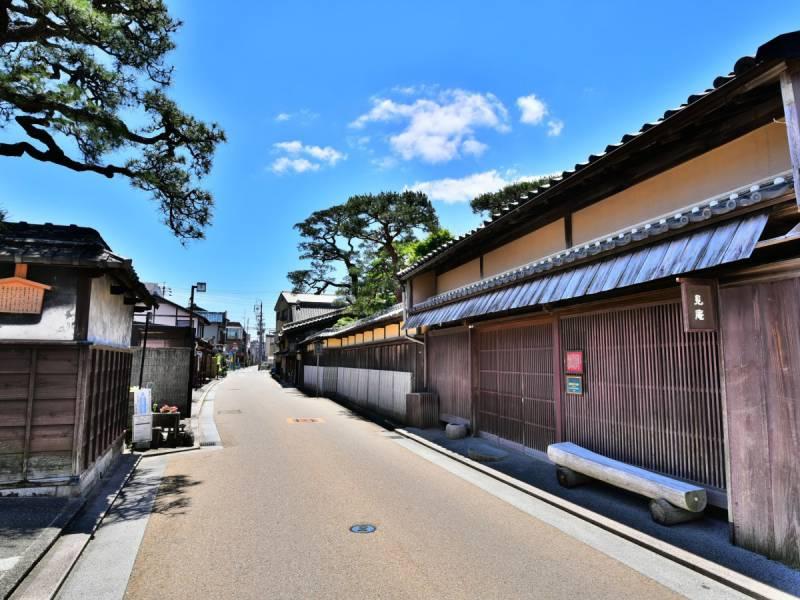 旧松阪商人屋敷街